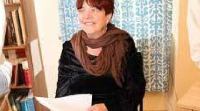 Helga Battaglini Giovedì Museo Piazza al Serchio