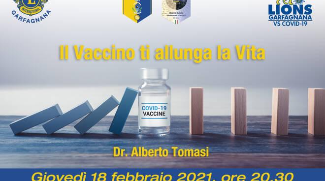 Il vaccino ti allunga la vita Lion