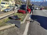 incidente camaiore mini car