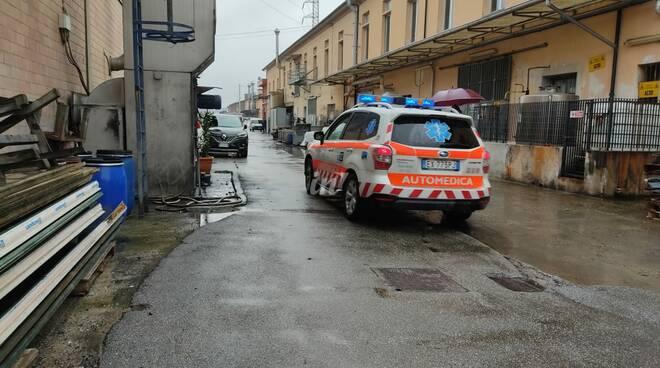 Incidente mortale sul lavoro in una conceria di Castelfranco di Sotto, 1 febbraio 2021