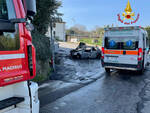 incidente pistoia