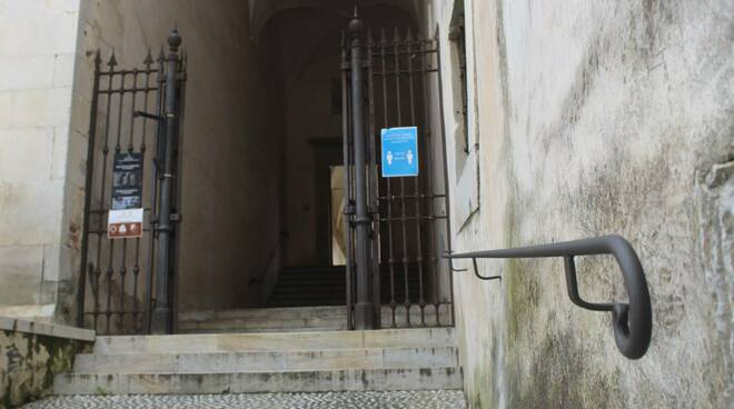 lavori chiesa sant'agostino a pietrasanta