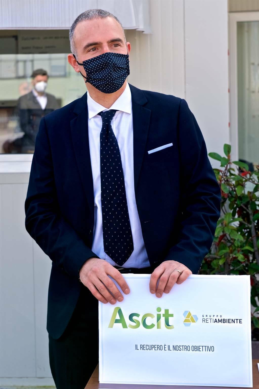 logo e app Ascit presentazione novità