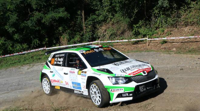 Luca Panzani motori Rally del Carnevale