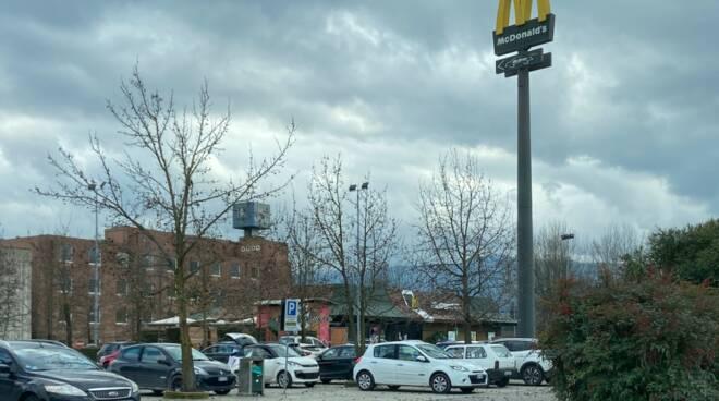 Mc Donald's San Concordio