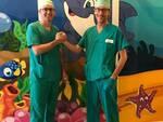 meyer careggi rene salvato bimba 1 anno Masieri Crisci