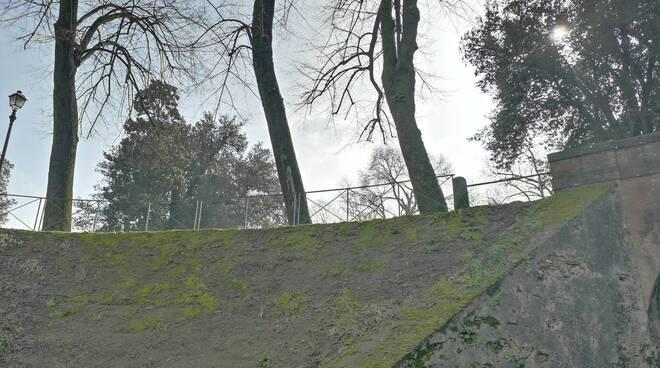 mura sicurezza terrapieni