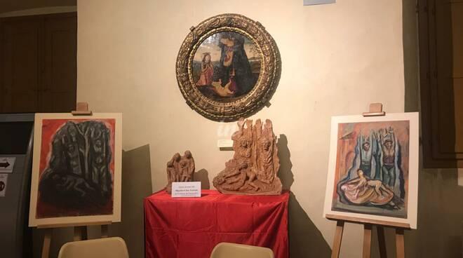 Opere di Gino Terreni donate al comune di Fucecchio