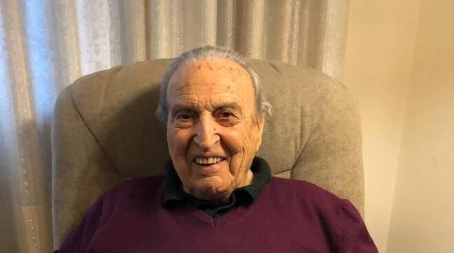Oriano Giannoni, partigiano santa croce sull'arno morto 14 febbraio 2021