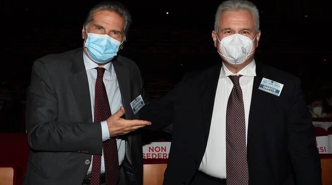 Paolo Azzi nuovo presidente Federscherma