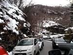 Parcheggio selvaggio Isola Santa