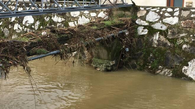 passerella rio Fossanuova