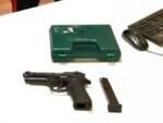 pistola salve Marliana Pistoia