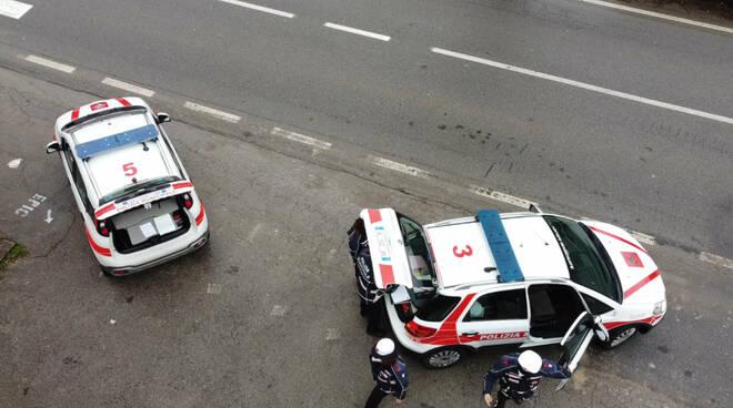 Polizia municipale Unione Comuni Garfagnana
