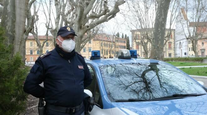 polizia pisa questura