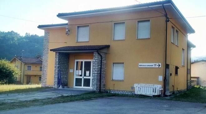 progetto esecutivo scuola secondaria San Martino in Freddana