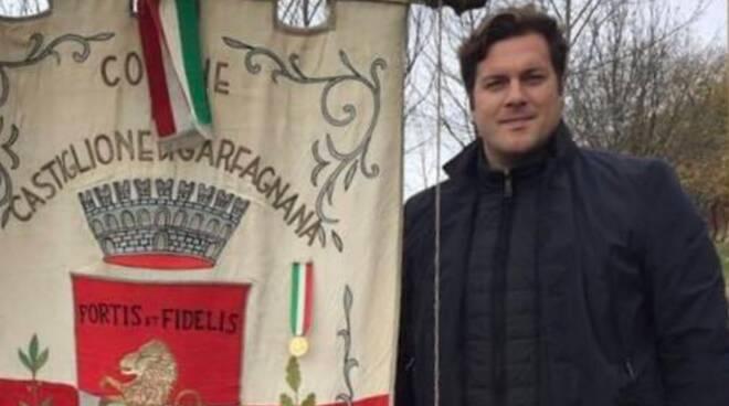Roberto Tamagnini consigliere Castiglione Garfagnana