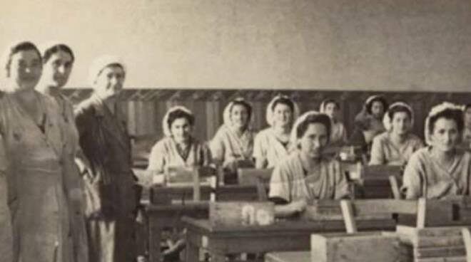 storia lavoro donne manifattura simonetta simonetti