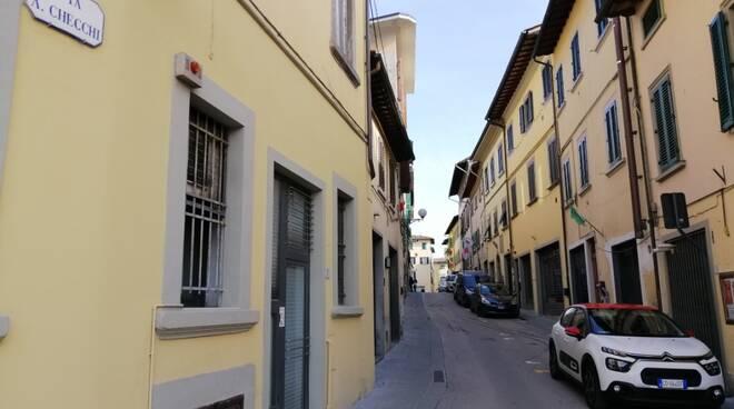 Via Checchi Fucecchio
