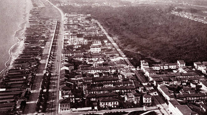 Viareggio anni 30