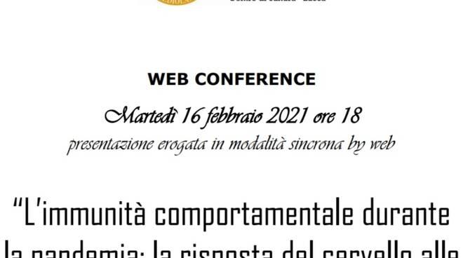 web conference centro cultura di lucca