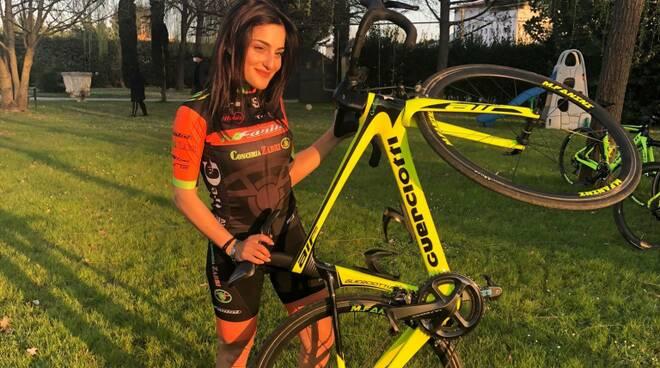 Alessandra Grillo Pro cycling team