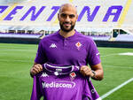 Amrabat foto Fiorentina