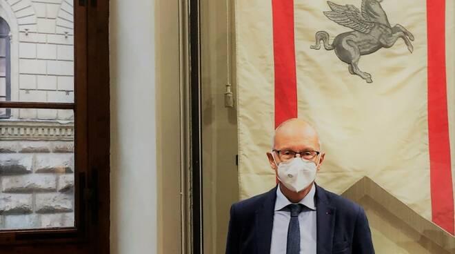 andrea pieroni consigliere regionale della toscana eletto 2020
