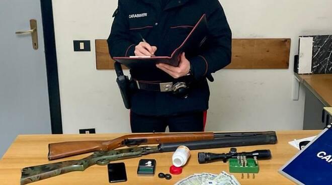 arresto per droga a Pietrasanta