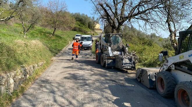 asfaltature Capannori