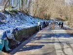 Bagni di Lucca cittadini volontari manutenzione territorio