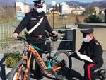bici rubata cc aulla