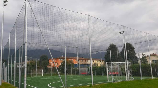campi sportivi parrocchiali Marlia San Colombano Capannori