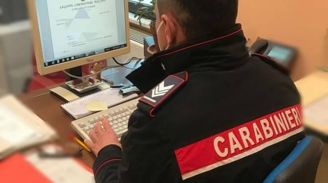carabinieri frodi informatiche