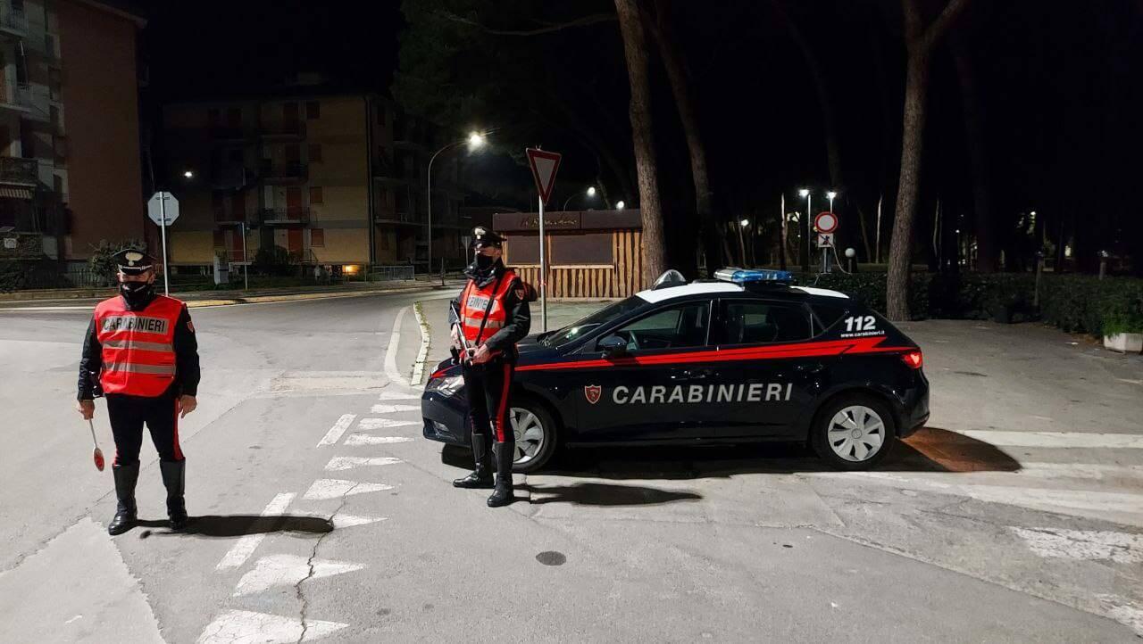 carabinieri grosseto