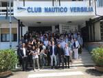 """Il Club Nautico Versilia consegna le borse di studio """"Maurizio e Bertani Benetti"""" 2019."""