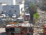carrozzeria a fuoco a Firenze