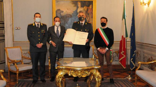 cavalieri, commendatori, onoreficenze Prefettura di Lucca