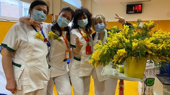 centro trasfusionale 8 marzo