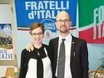 Claudio Gemignani e Laura Lucchesi