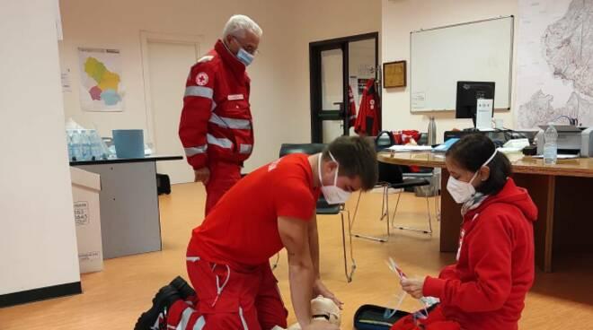 corsi Croce Rossa Italiana Bagni di Lucca