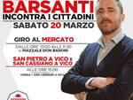 Difendere Lucca con Barsanti a San Cassiano