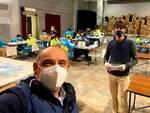 distribuzione mascherine capannori