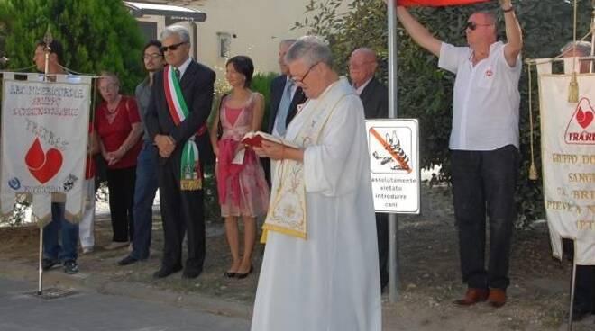 don Mario Santucci, ex parroco fucecchio