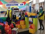 Donazione Lions Club San Miniato all'asd Gam