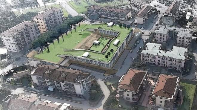 EcoPark al posto dell'eco mostro, progetto a Ponte a Elsa di Empoli