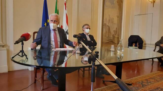 Eugenio Giani Simone Bezzini Toscana