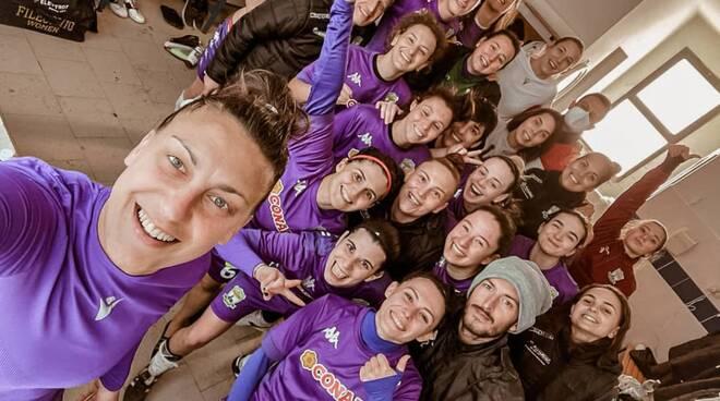 Filecchio vittoria spoleto calcio femminile