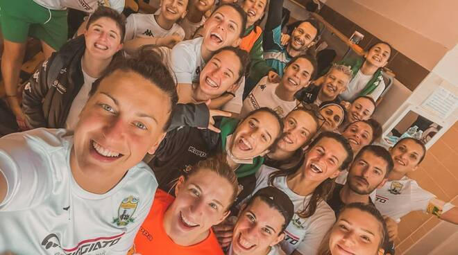 Filecchio Women vittoria Reggio Emilia
