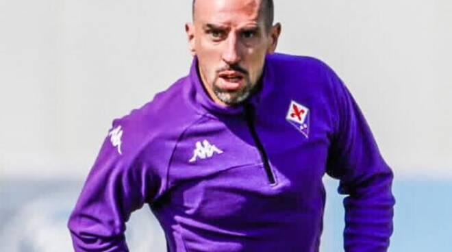 Foto dalla pagina ufficiale Facebook di Franck Ribery